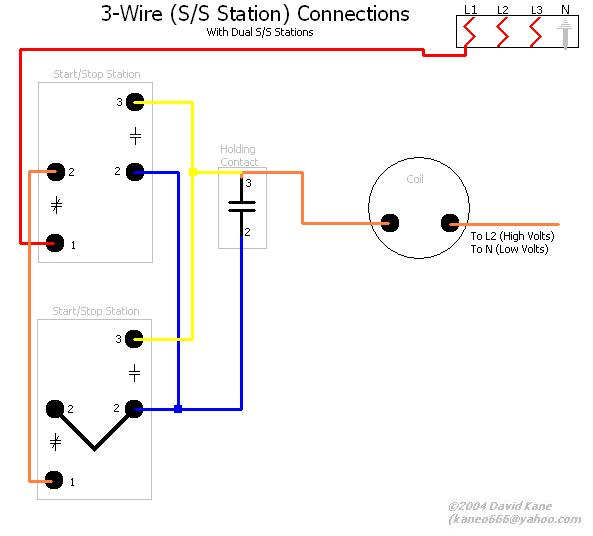 Start Stop Stations Wiring Diagram For 2 - Trusted Wiring Diagram •